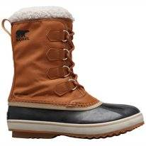 Sorel Men 1964 Pac Nylon Camel Brown Black